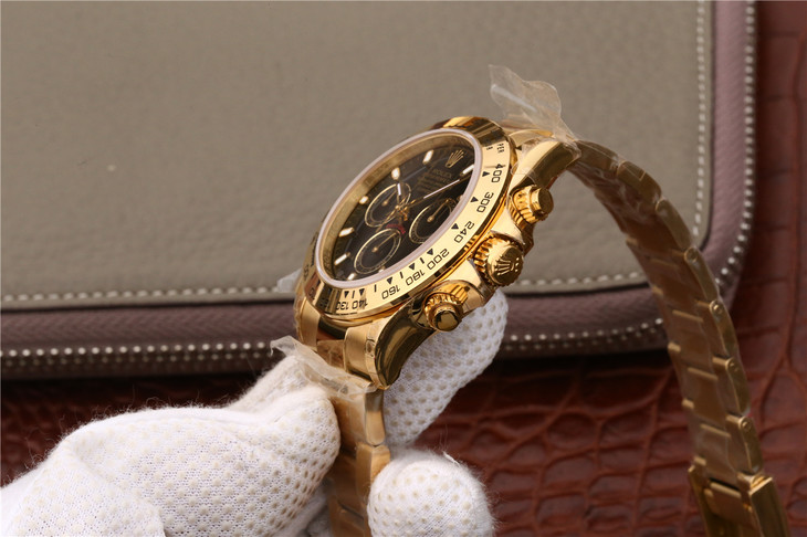 Replica Rolex Daytona Full Yellow Gold