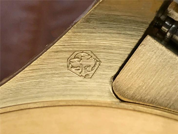 Replica Rolex Daytona Lug Engraving 4