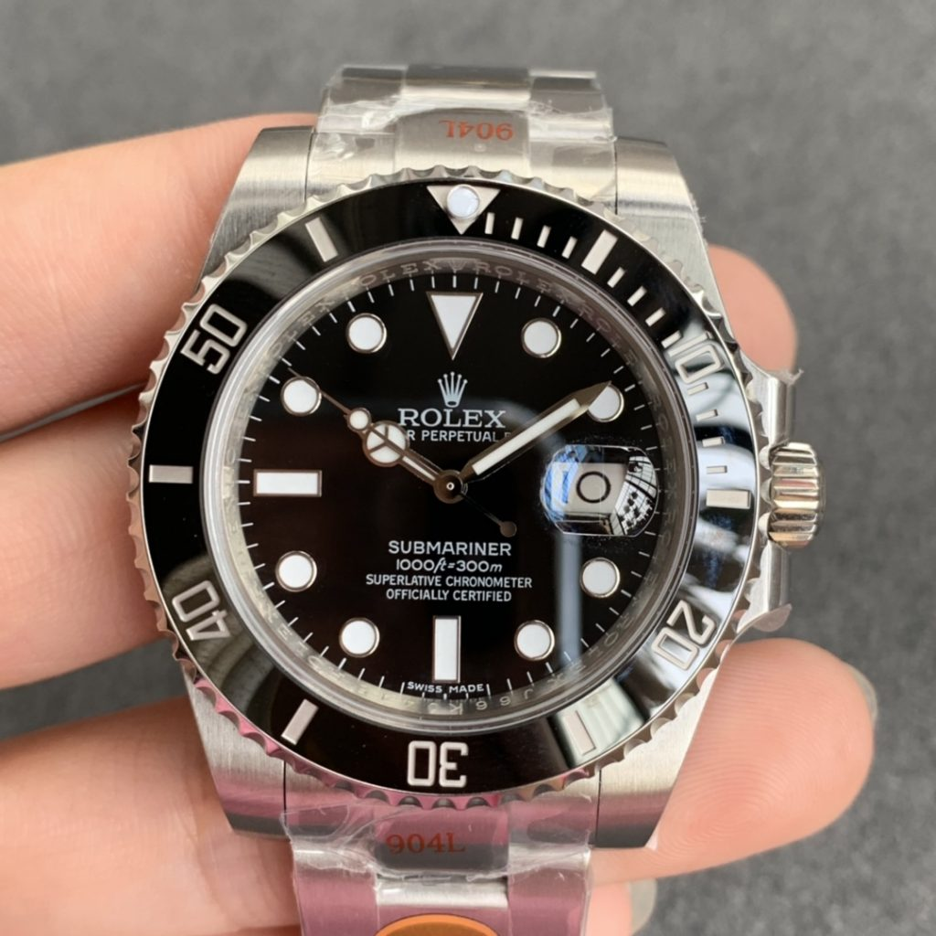 Noob V10 Replica Rolex Submariner 116610LN