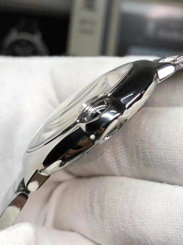 Replica Cartier Ballon Bleu Steel Watch 5
