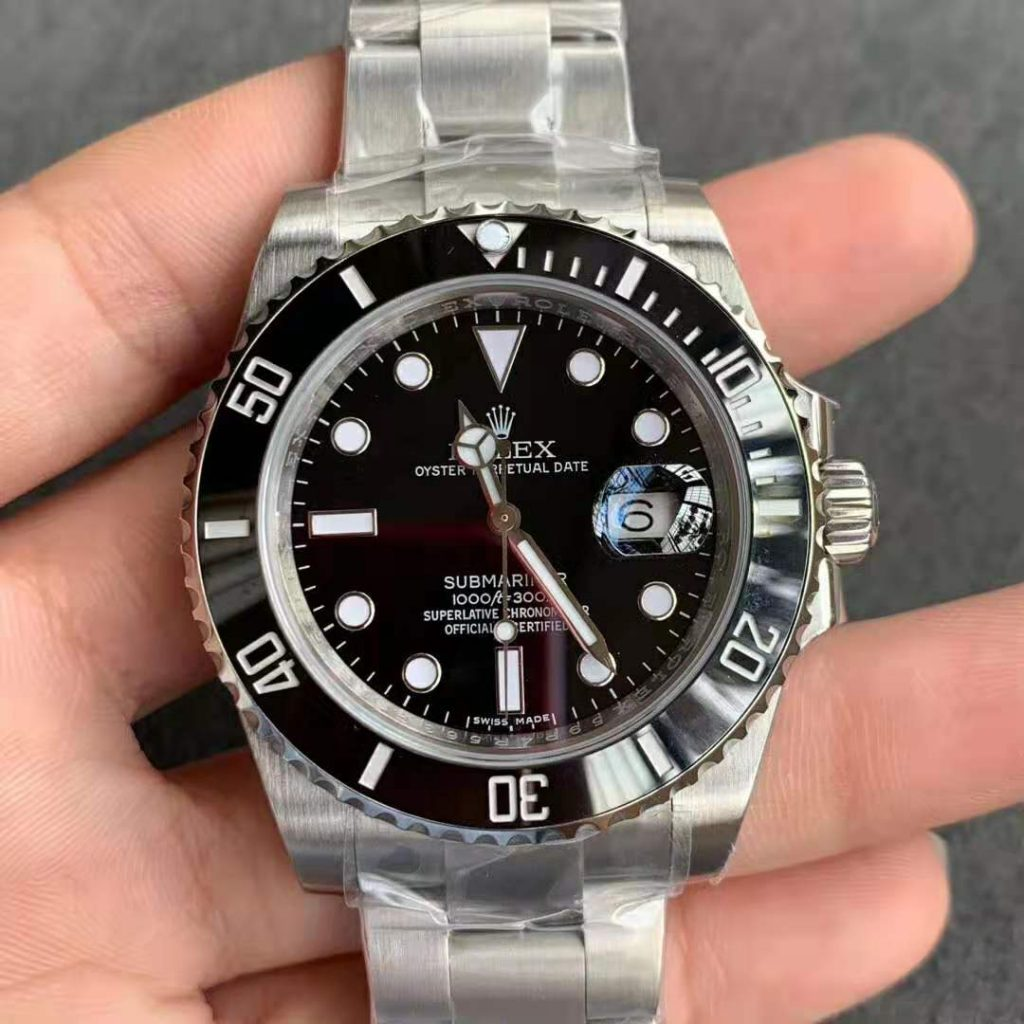 Replica Rolex Submariner 116610LN